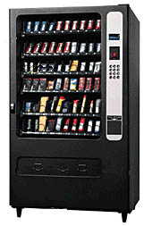 Industrial Vending system